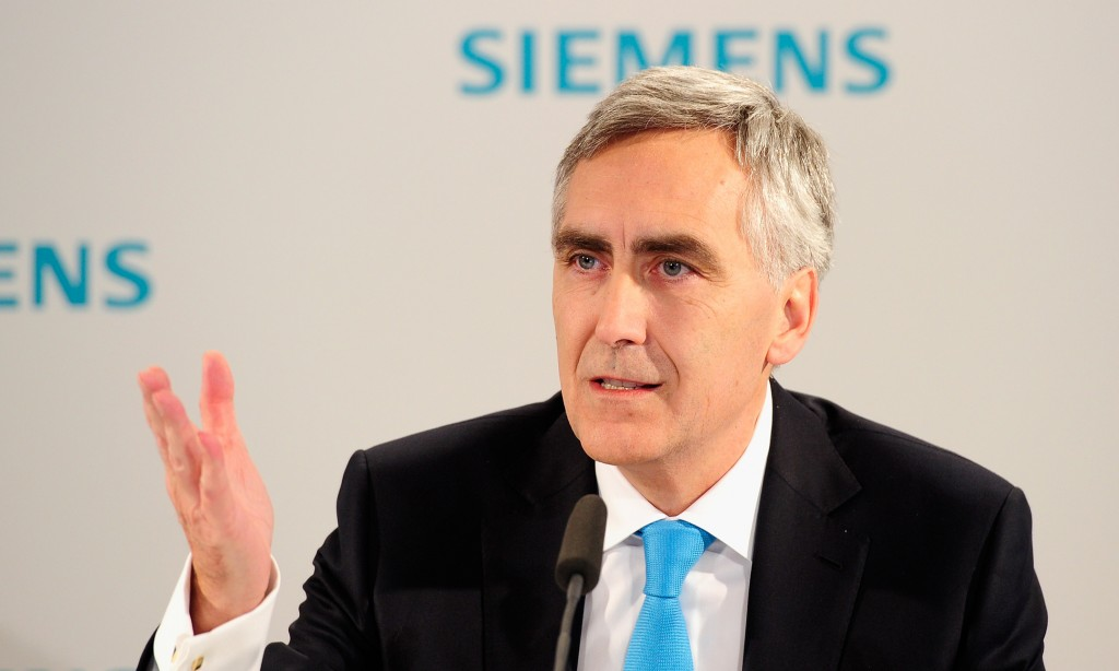Press Conference of Siemens AG: First Quarter Results Fiscal Year 2013