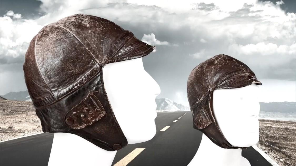 Lazer Helmets startete 1919 mit ersten Schutzhelmen aus Leder