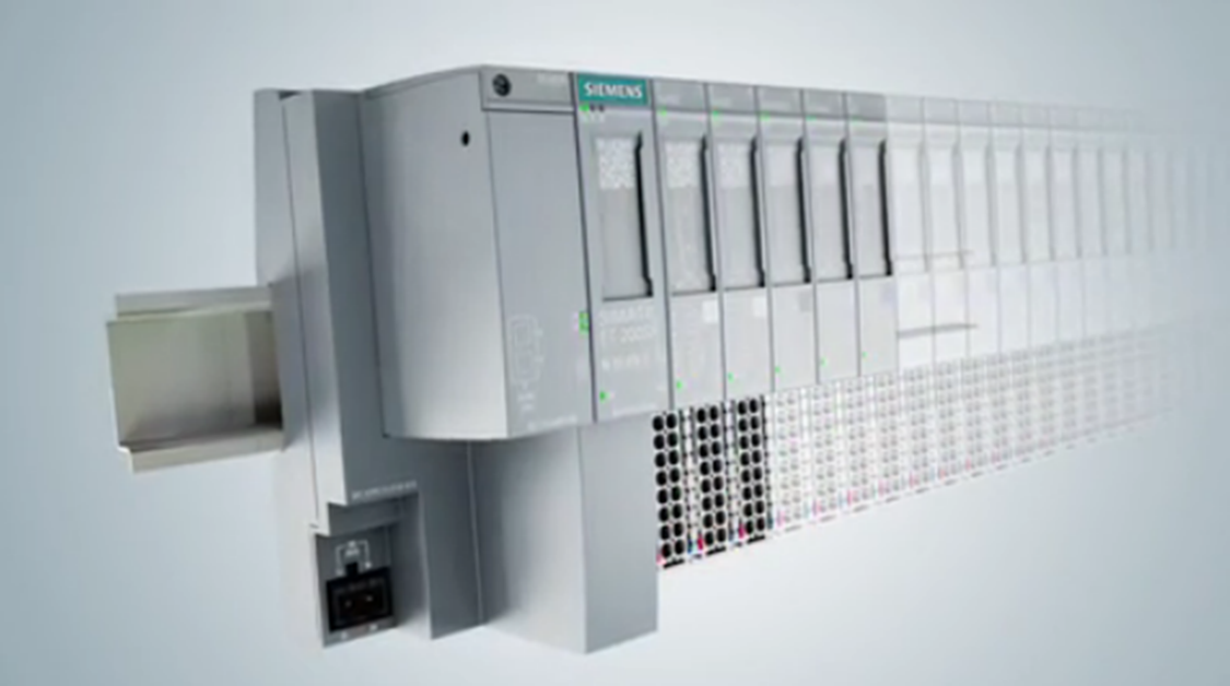 SIMATIC ET 200SP - Einfacher Stationsaufbau