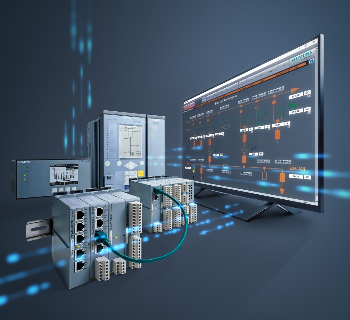Malware Protection Measures in Siemens SIPROTEC Relays and Software