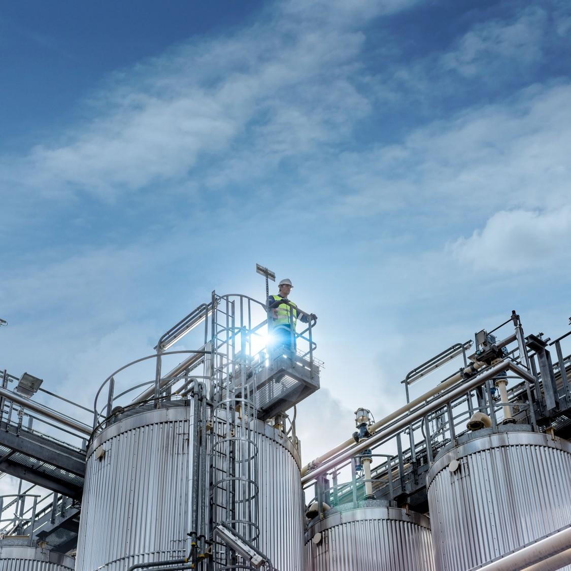 Proses Kontrol Sistemleri İçin Endüstri Servisleri