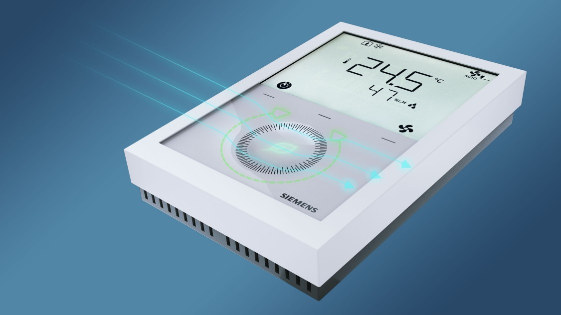 Room thermostat Smooth Design