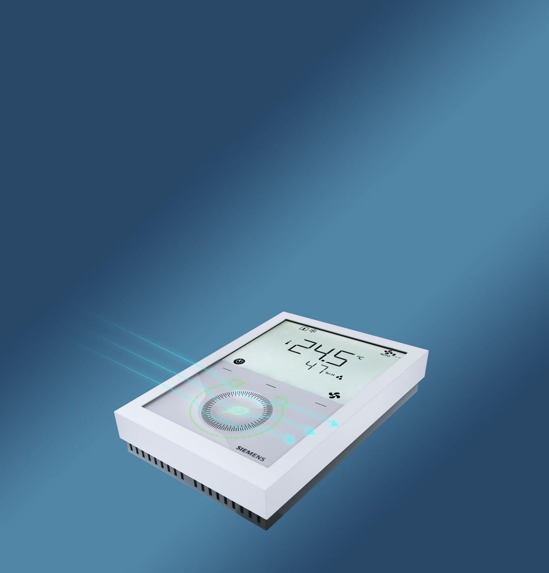 Gamme de thermostat RDG200