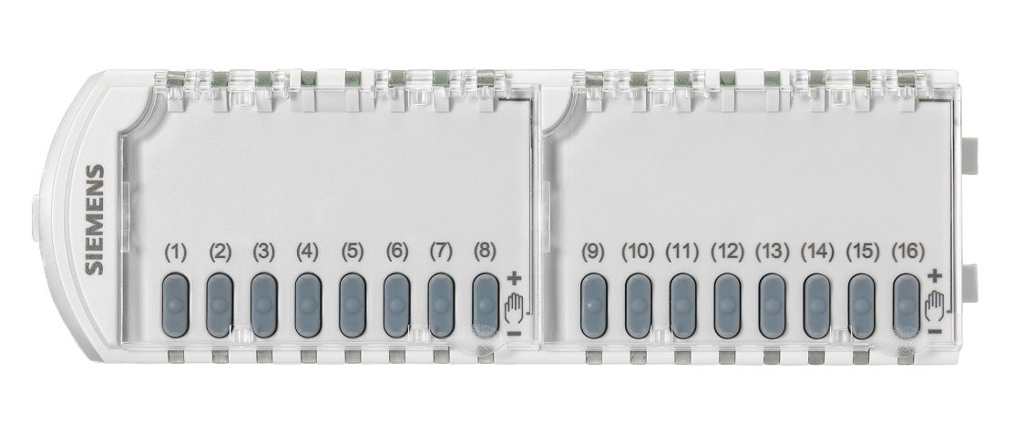 Siemens HOA for building atuomation compact controllers