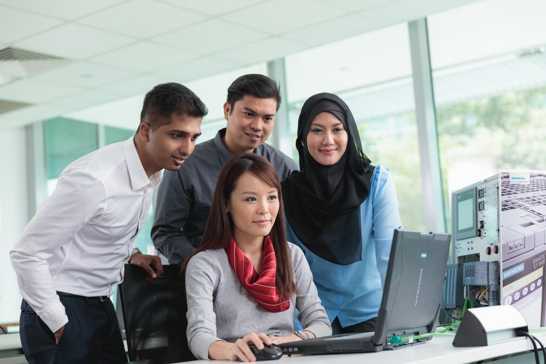 SITRAIN digital industry training