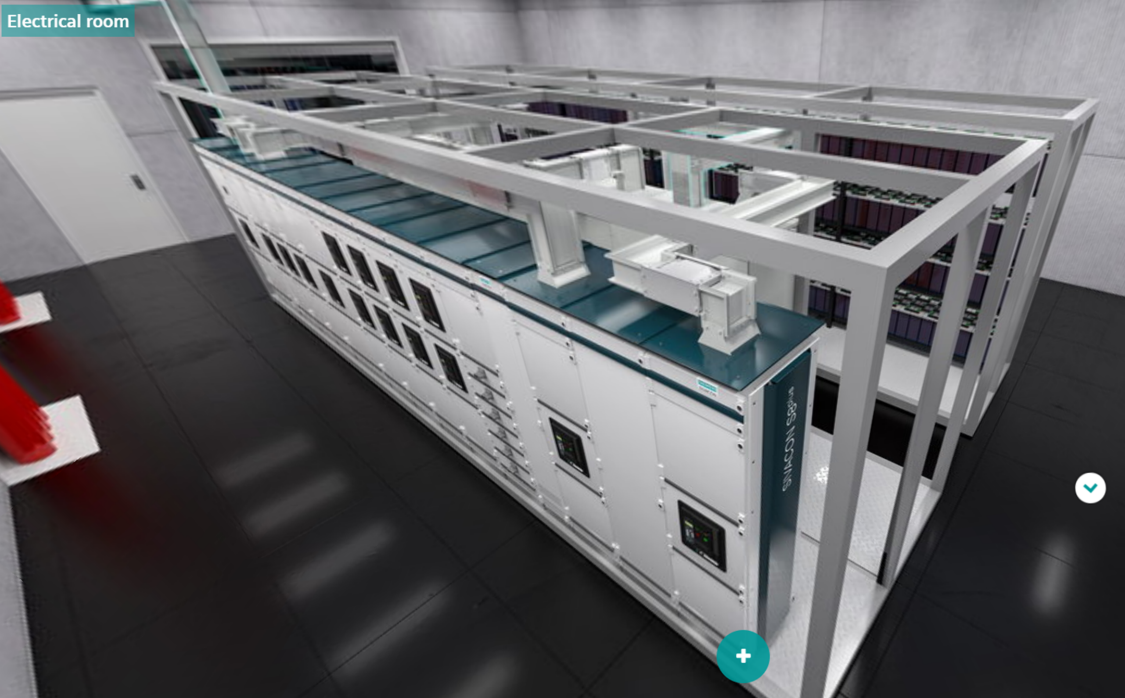 E-House VR App – Enjoy modular E-House solutions