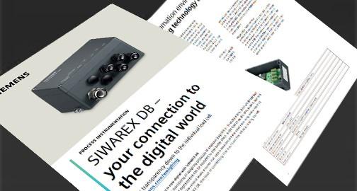 USA | SIWAREX DB digital junction box