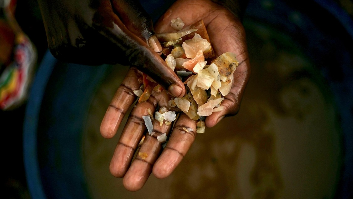 Responsible Mineral Sourcing