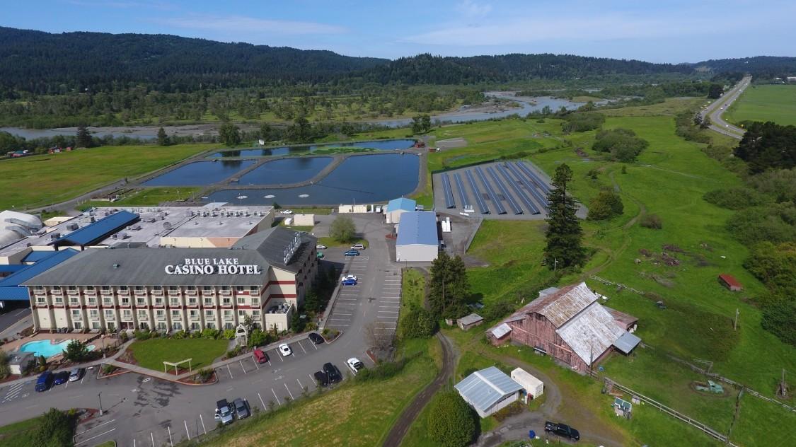 Blue Lake Rancheria Microgrid, USA