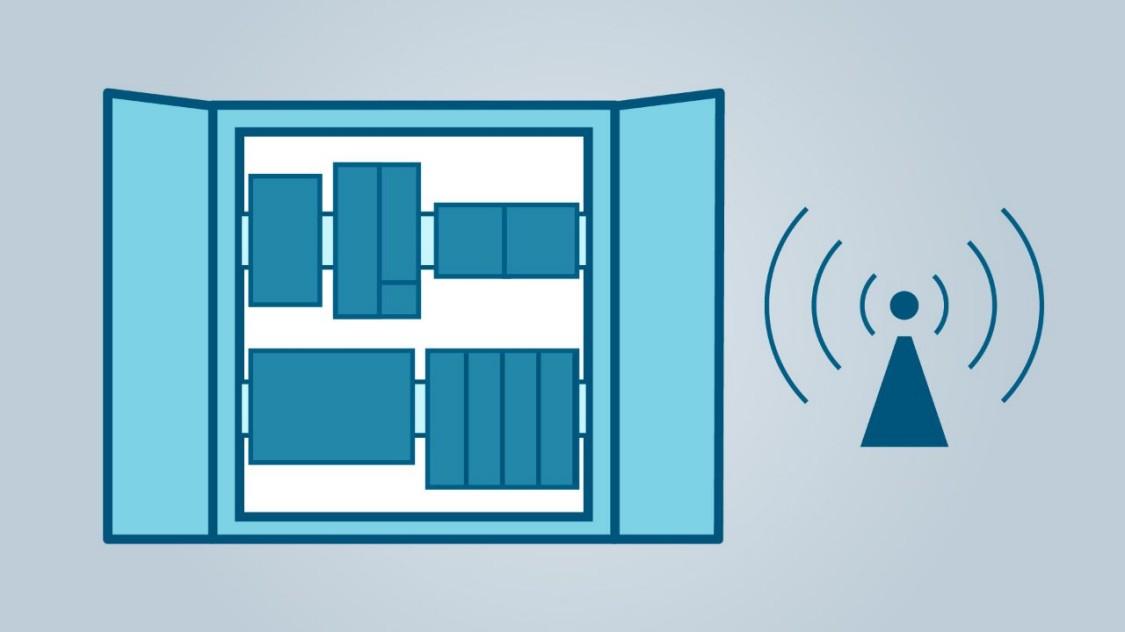 Planlægning af tavler som er EMC kompatible