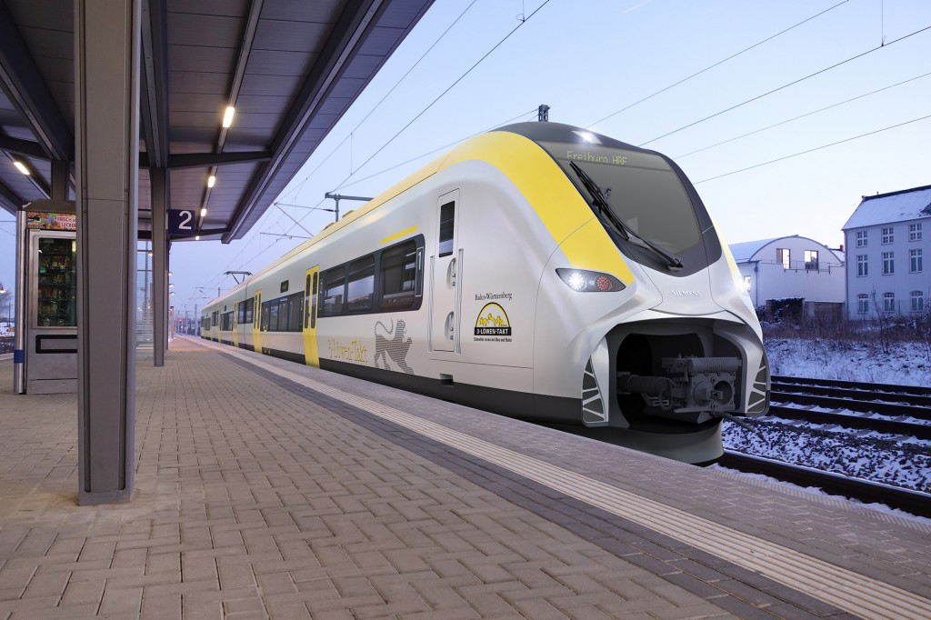 An  innovative mass transit platform for  Baden-Wuerttemberg