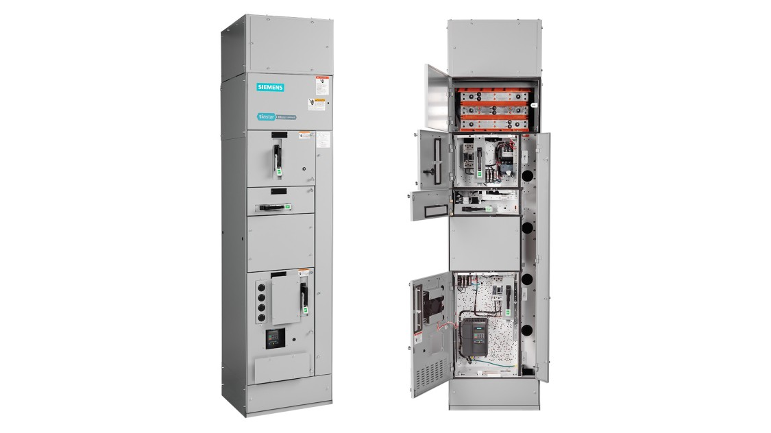 Arc-resistant motor control center