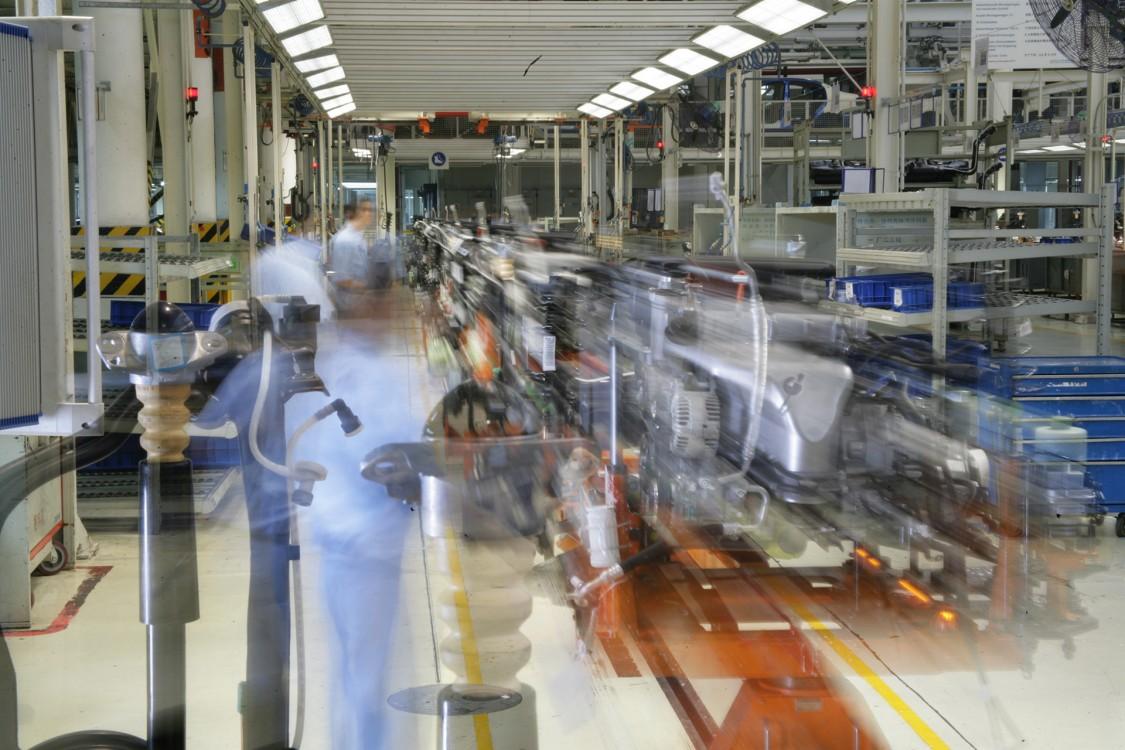 Flexibel finansiering hjälper tillverkare dra nytta av fjärde industriella revolutionen
