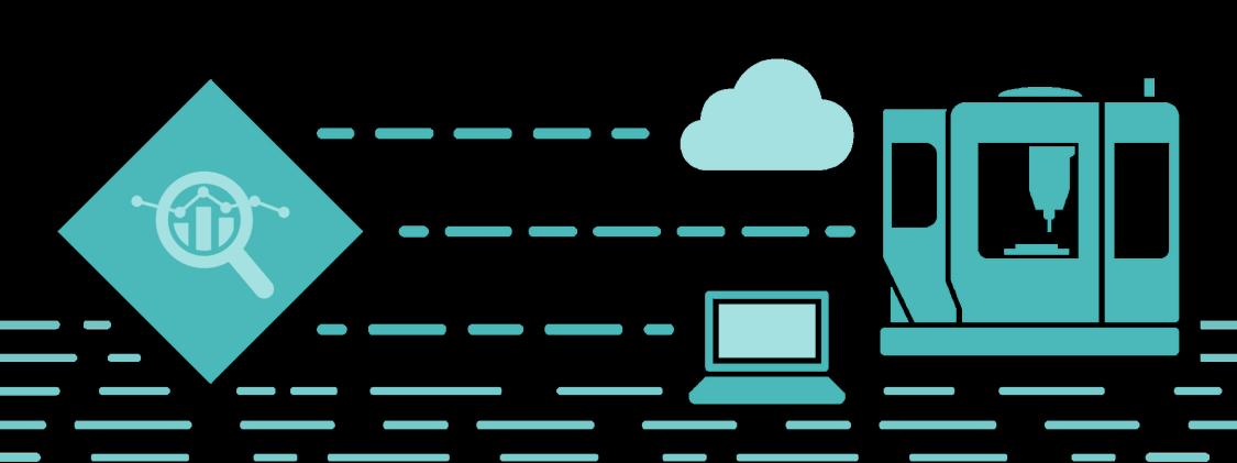 SINUMERIK Edge bietet flexible Optionen für die Konnektivität