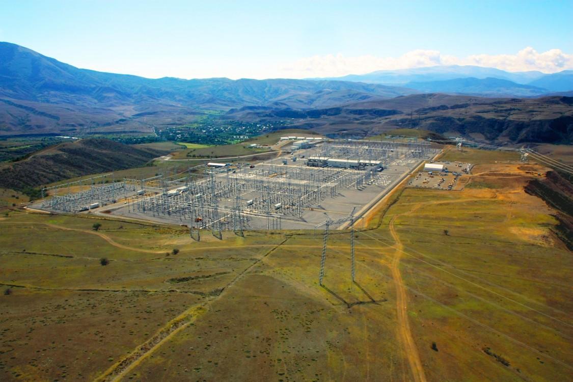 Высокое напряжение – Передача электроэнергии