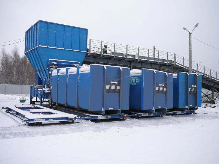 Решения Сименс для мусоропереработки