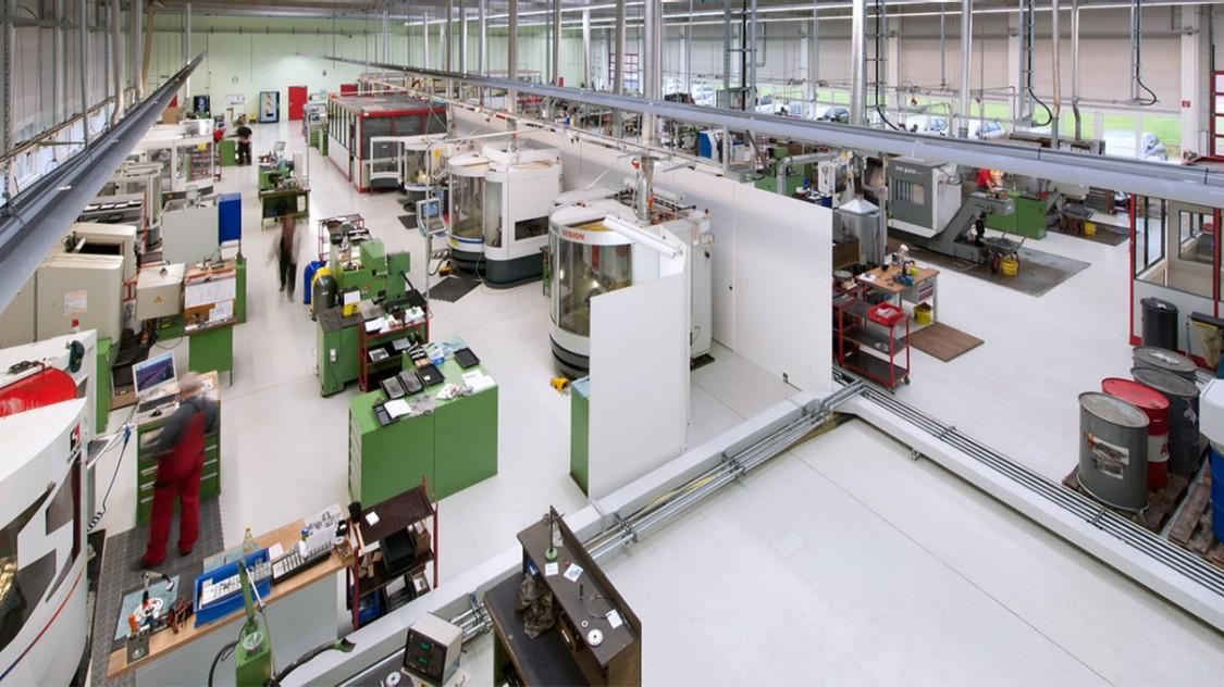 Powermonitoring at Mader GmbH & Co. KG