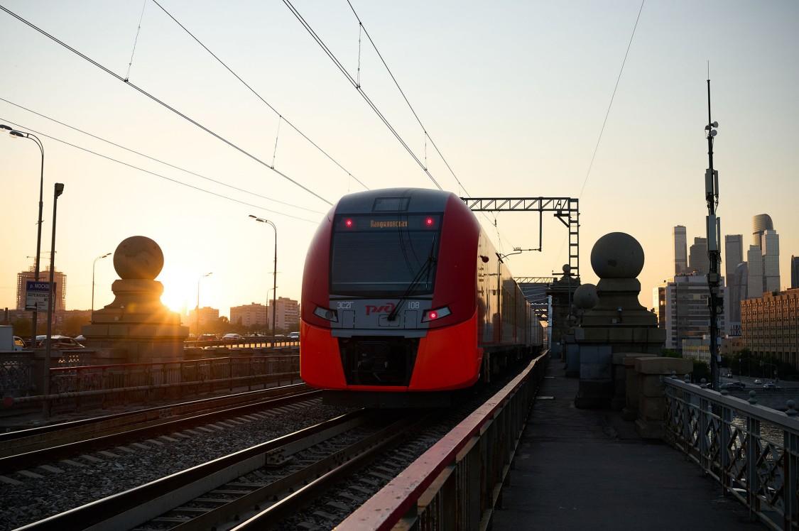 Скоростной электропоезд Ласточка