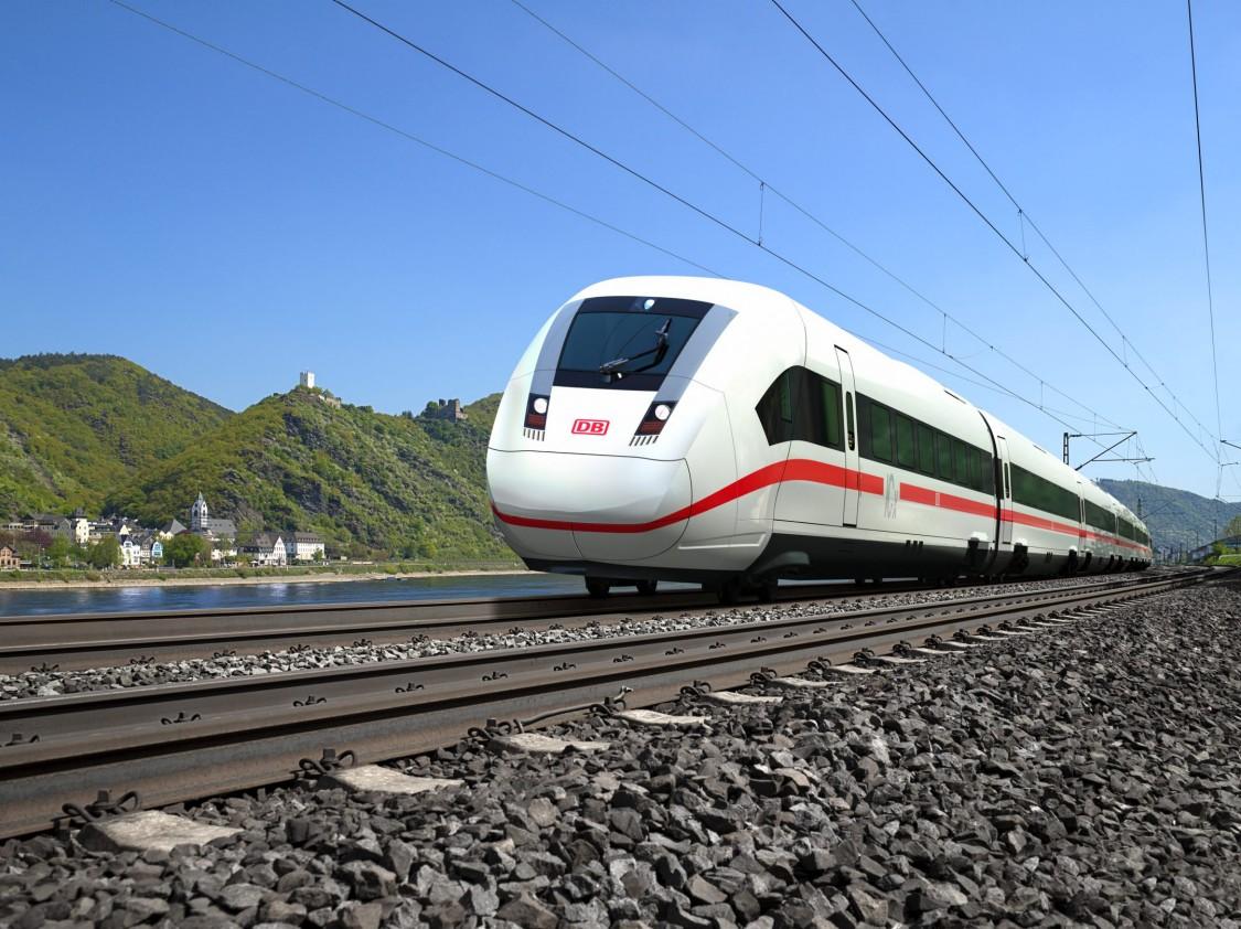 Pociąg ICE4 DB