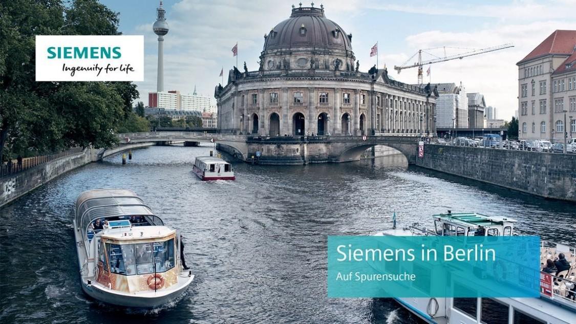 Siemens in Berlin-App