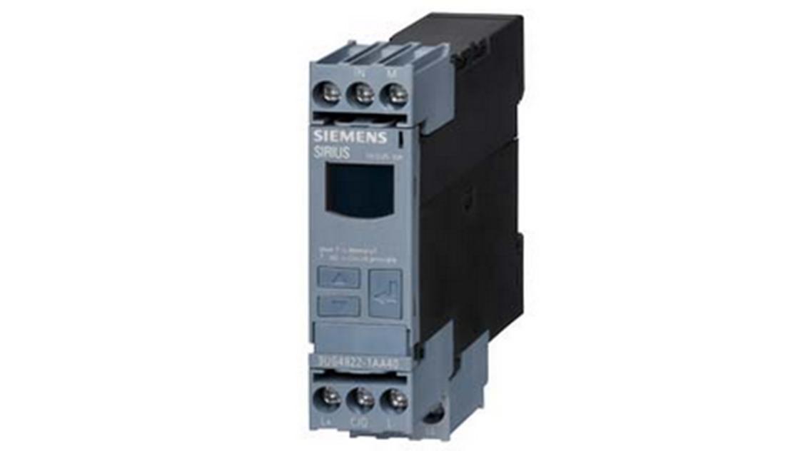 监控继电器 SIRIUS 3RR24 和 SIRIUS 3UG48