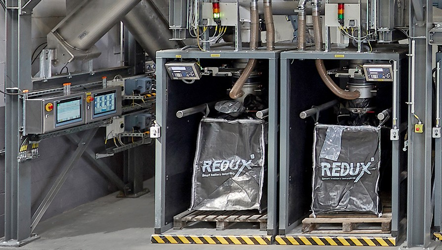 Battery Recycling bei Redux Recycling GmbH