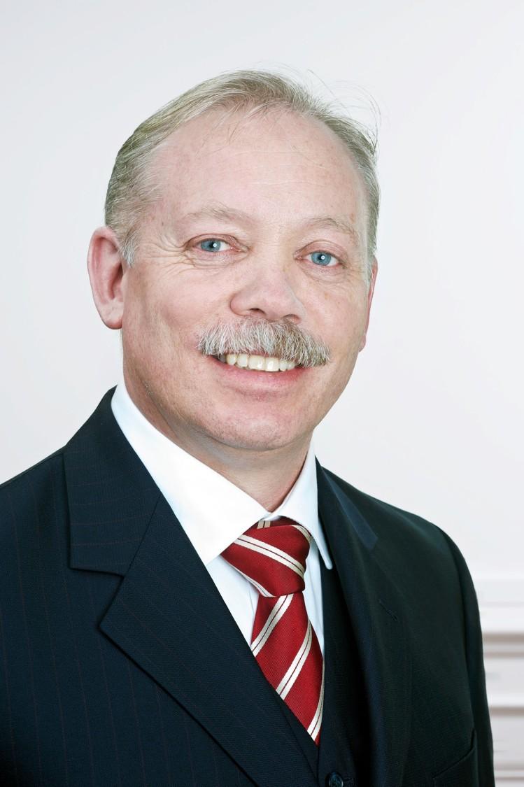 Dr. Rune Brandt, Geschäftsführer HBI Haerter AG