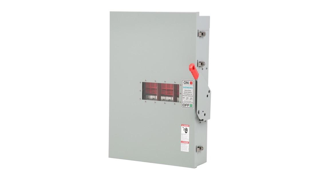 Interrupteur à usage intensif de type série avec fenêtre d'observation