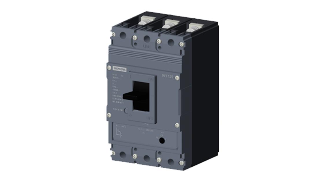 3VJ Molded Case Circuit Breakers