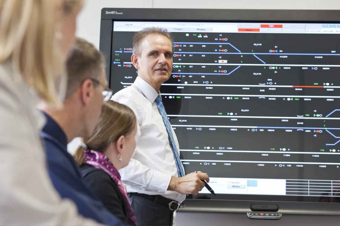 Siemens Mobility Controlguide