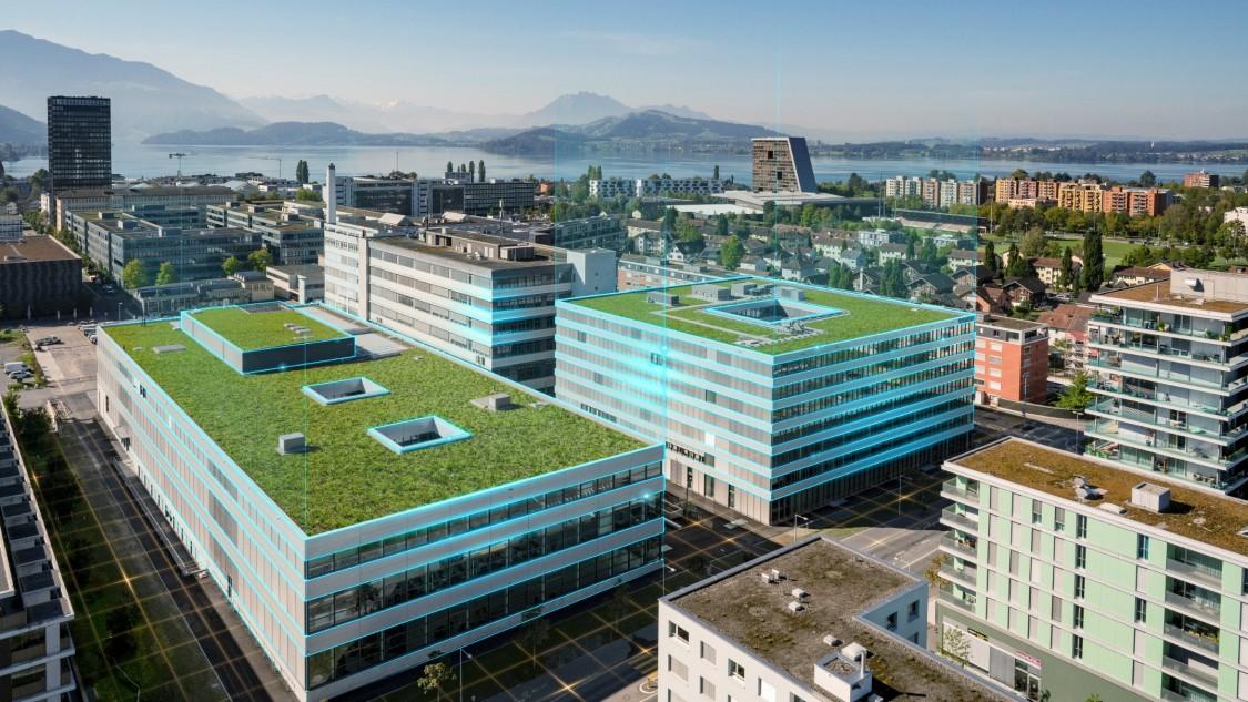 Siemens Campus, Zug