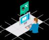 Vizendo Virtual Training Solutions setzt die virtuellen Schulungen direkt beim Kunden vor Ort um