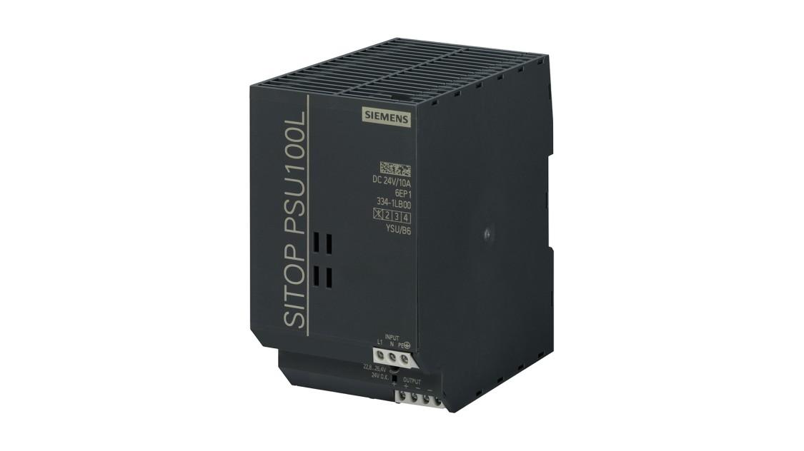 产品图片 - SITOP PSU100L,单相,DC 24 V/10 A