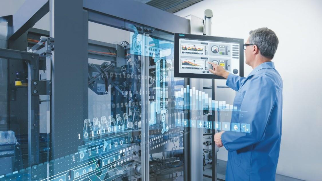 通过 SIMATIC HMI 实现机器可视化