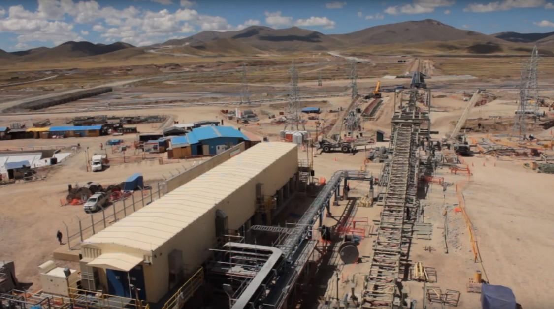 Antapaccay Mine