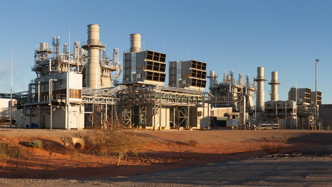Power Plant Solutions   Производство электроэнергии   Siemens