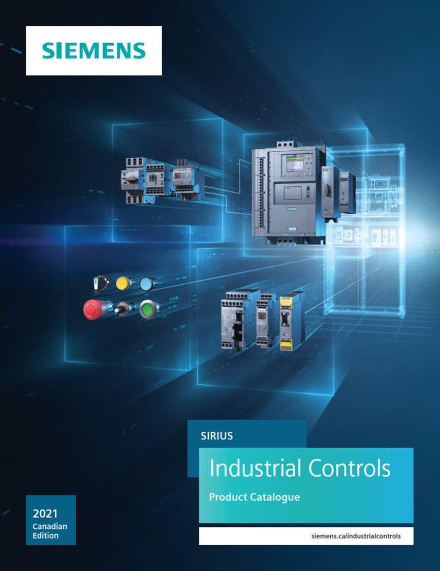 Catalog Cover Image of Control and Circuit Components