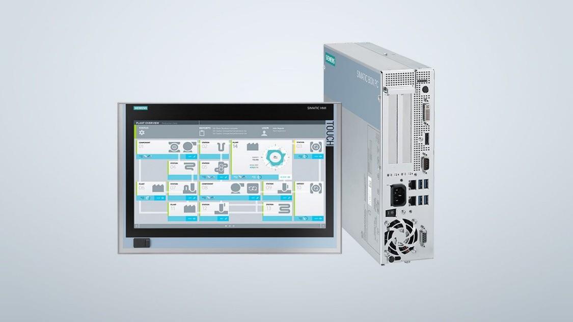 Високопродуктивні ПК SIMATICC IPC677D