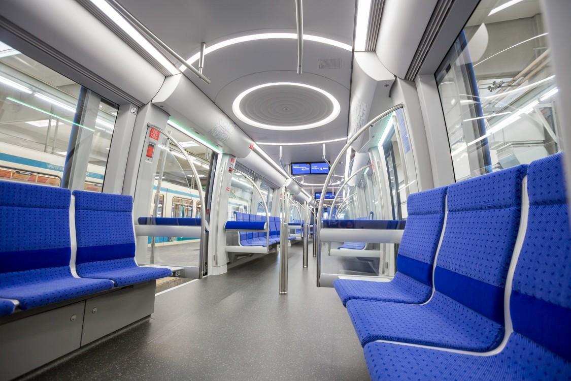 Siemens-U-Bahnen für München