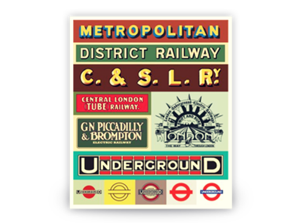 Siemens sponsors Poster Art 150 to celebrate 150 years of the London Underground, as well as marking Siemens' own 170 years in the UK.