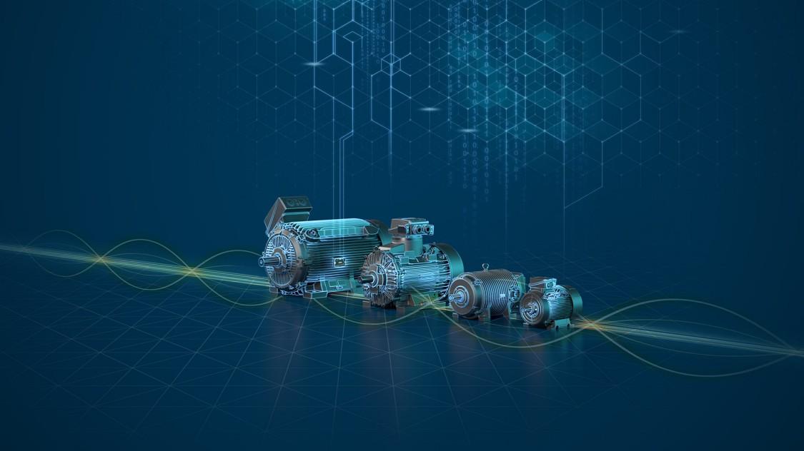 Key Visual SIMOTICS Low-voltage motors