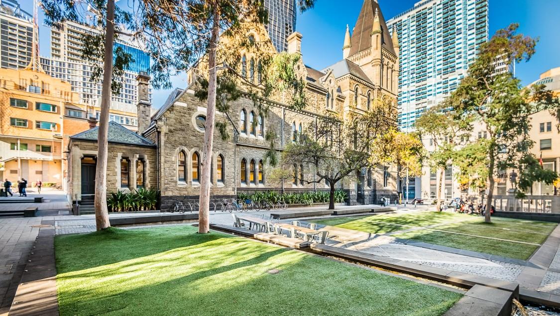 RMIT University in Australia