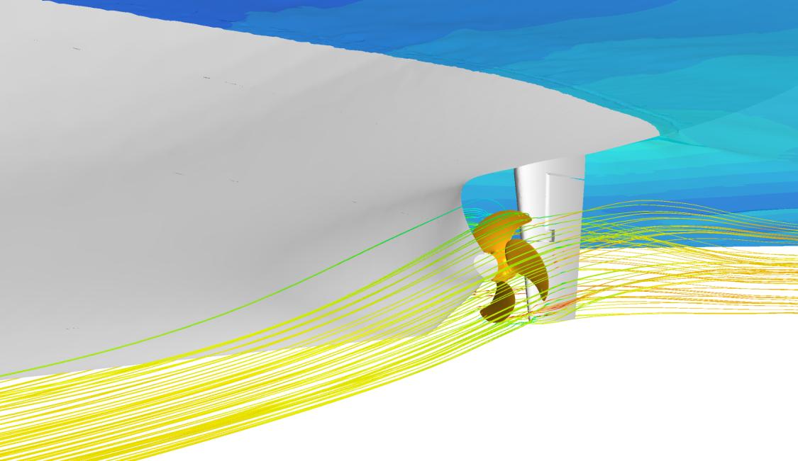 De schepen van de toekomst: ontworpen in een oceaan van data