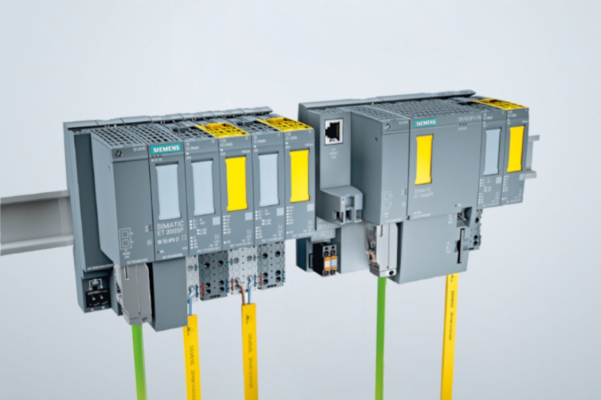 AS-Interface – the clever field bus standard | Industrial Communication |  Siemens Global