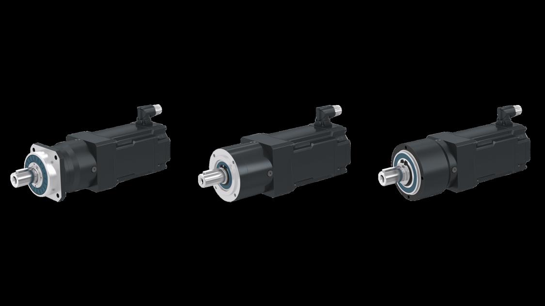 Produktfamilie Servomotoren SIMOTICS S-1FK2 mit Planetengetriebe