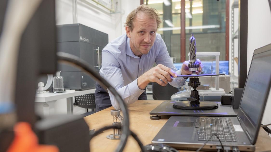 Professor Mirko Meboldt