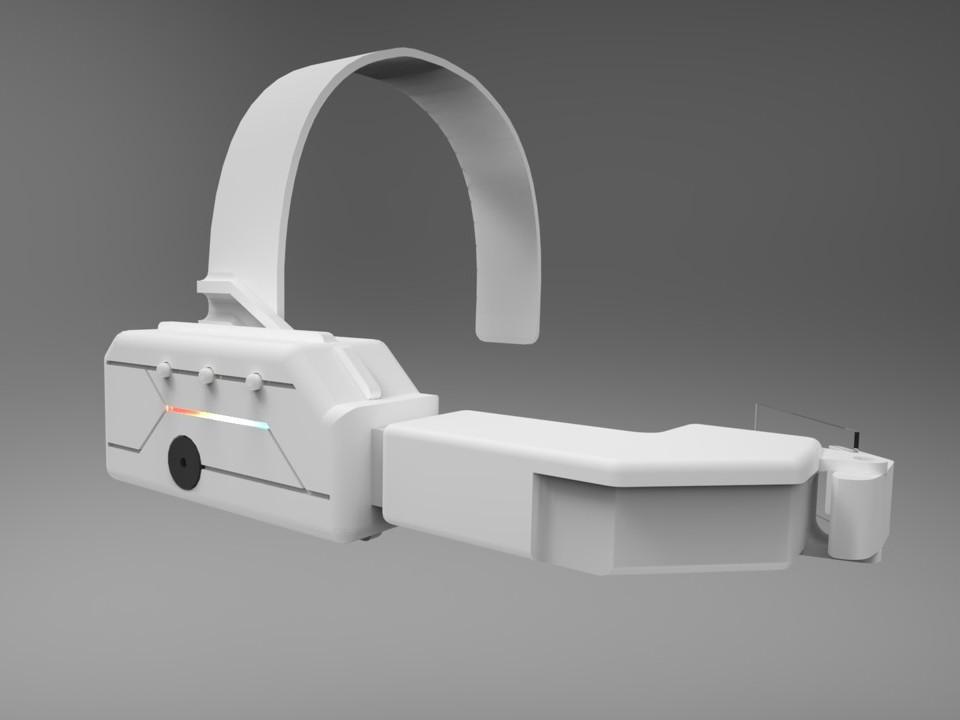Инновационная AR-гарнитура
