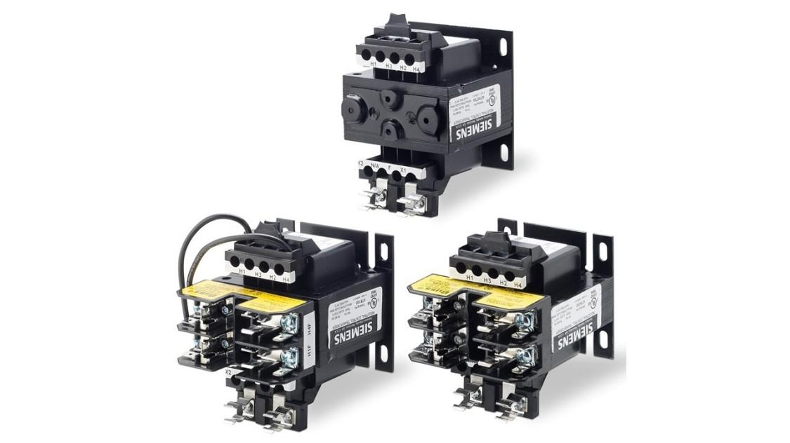 Transformateurs de puissance de contrôle