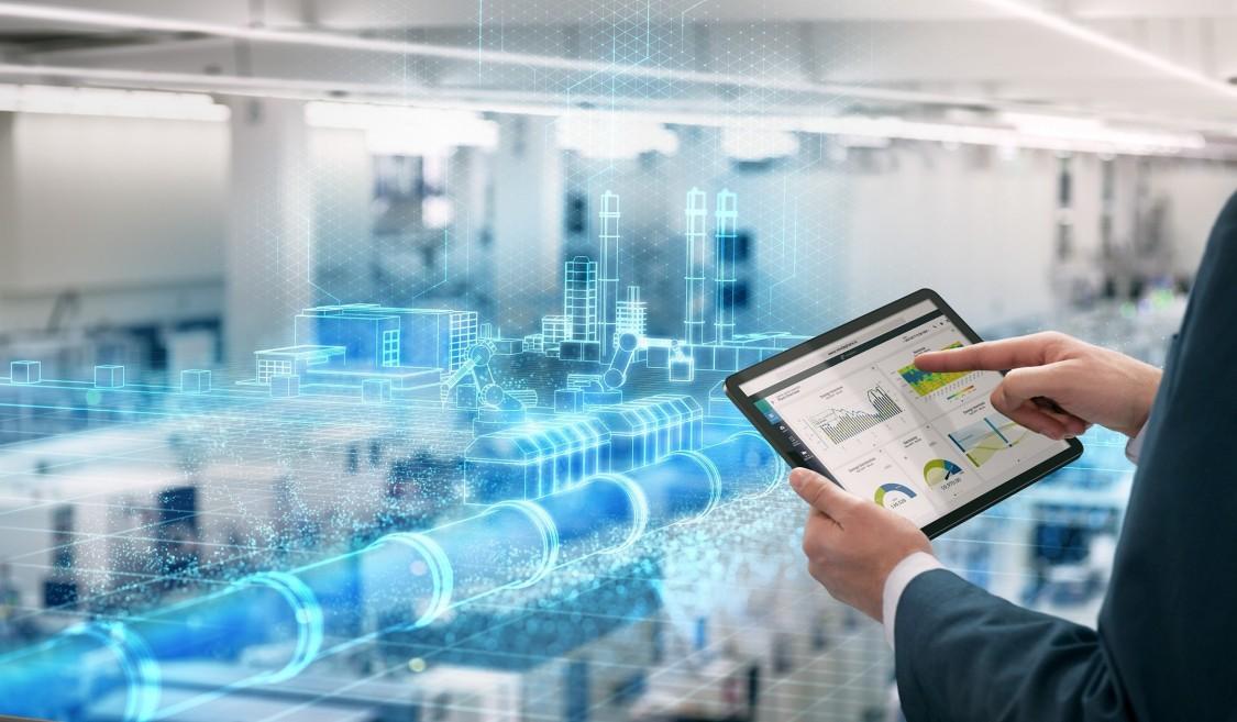Trang hội thảo trực tuyến Ban Công nghiệp Số Siemens Việt Nam