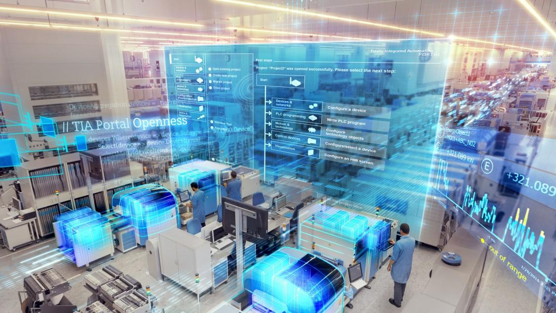 Visualization with SIMATIC WinCC (TIA Portal) | Software in